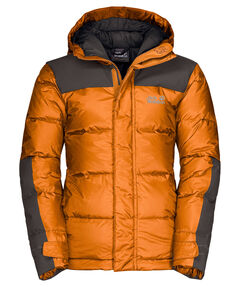 "Kinder Daunenjacke mit Kapuze ""Mount Cook Jacket Kids"""