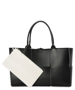 "Damen Shopper ""Maxi Intreccio"""