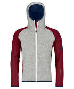 "Herren Fleecejacke ""Fleece Plus Classic Knit Hoody"""