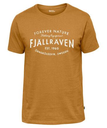 """FJÄLLRÄVEN - Herren T-Shirt """"Fjällräven Est. 1960"""""""