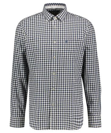 Marc O'Polo - Herren Hemd Regular Fit Langarm