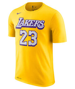 "Herren Basketballshirt ""LeBron James Los Angeles Lakers Nike Dri-FIT"""