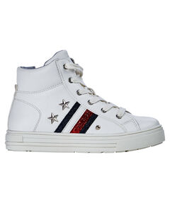 Mädchen High-Top-Sneaker