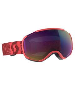 """Skibrille / Snowboardbrille """"Faze II pink / entancer teal chrome"""""""