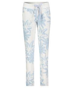 "Damen Sweathose ""Fleece Trousers Turn-up Palms"""