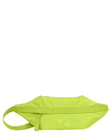 "Pinqponq - Hüfttasche ""Brik"" - Flash Yellow"