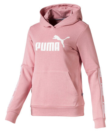 "Puma - Damen Kapuzensweatshirt ""Amplified Hoody"""
