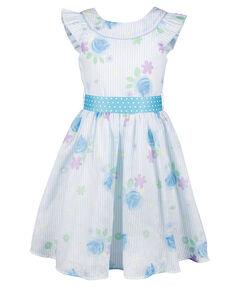 Mädchen Kleid Kurzarm