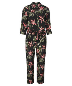 Damen Jumpsuit Langarm 3/4-Arm
