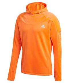 "Herren Laufsweatshirt ""Own The Run Warm Hoodie"""