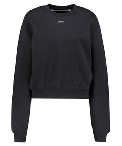 "Damen Sweatshirt ""Shifted Carryover Crop"""