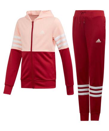 "adidas Performance - Mädchen Trainingsanzug ""YG Hooded"""