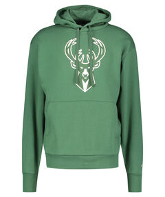 "Herren Sweatshirt ""Milwaukee Bucks Essential"" mit Kapuze"