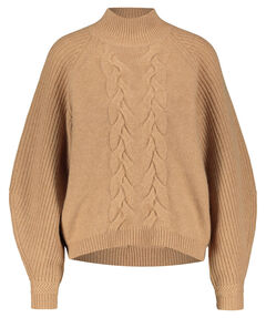 """Damen Kaschmirpullover """"Charlotte Lux Chunky Cable Sweater"""""""