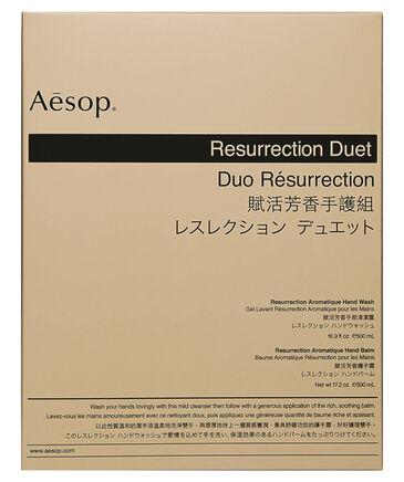 "Aesop - Handpflegeset ""Resurrection Duet"" -  ""Resurrection Aromatique Hand Wash"" und ""Resurrection Aromatique Hand Balm"""