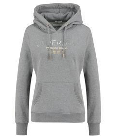 "Damen Sweatshirt mit Kapuze ""Premium Brand Heat Seal Entry Hood"""
