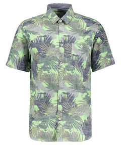 "Herren Hemd ""Ray Slub Print Shirt"" Regular Fit"