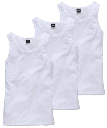 BOSS - Herren Unterhemden 3er-Pack