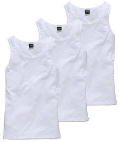 Herren Unterhemden 3er-Pack