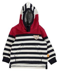 Jungen Baby Sweatshirt mit Kapuze