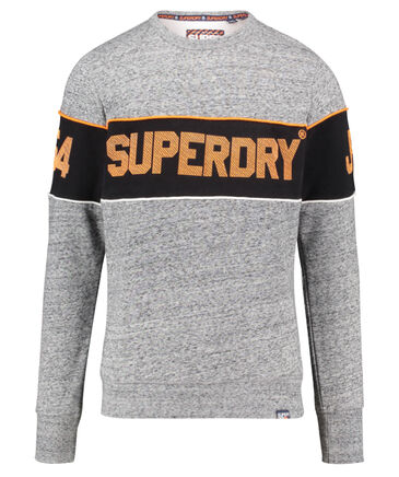 "Superdry - Herren Sweatshirt ""Retro Stripe Crew"""