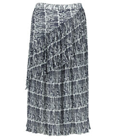 "Damen Rock ""Micro Pleated Midi Skirt"""