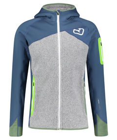 "Herren Powerstretchjacke ""Fleece Plus Hoody M"""