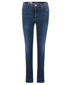Damen Jeans Slim Fit High Waist
