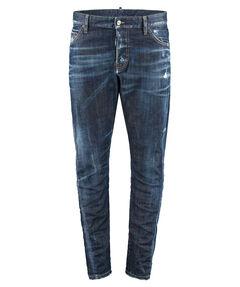 """Herren Jeans """"Sexy Twist Midblue Denmim"""" Skinny Fit"""