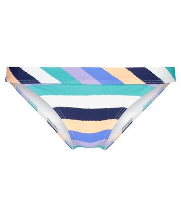 """Hot Stuff - Damen Bikinihose """"Big Stripes"""""""