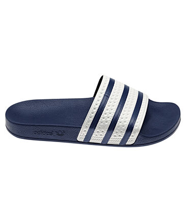 """adidas Originals - Herren Badeschuhe """"Adilette blue"""""""