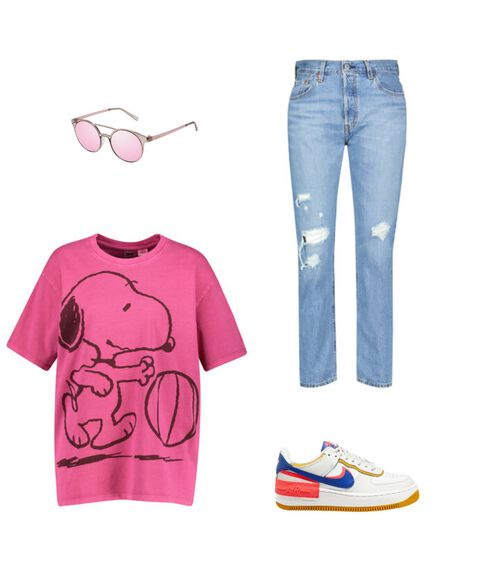 Outfit - Peanuts Women