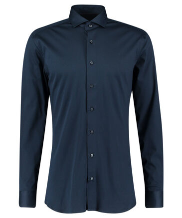 1863 by eterna - Herren Hemd Slim Fit Langarm