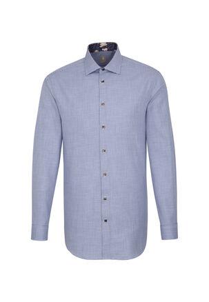 Jacques Britt - Herren Hemd Custom Fit extra langer Arm