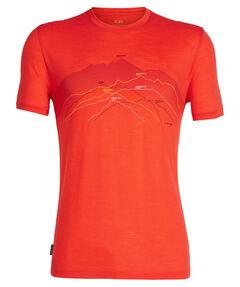 """Herren T-Shirt """"Spector s/s Crewe Seven Summit"""""""