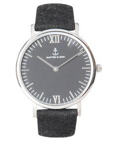 "Damen Armbanduhr ""All Black Vintage"""