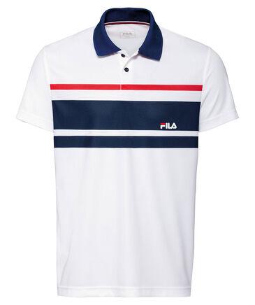 "Fila - Herren Tennis Poloshirt ""Tony"" Kurzarm"