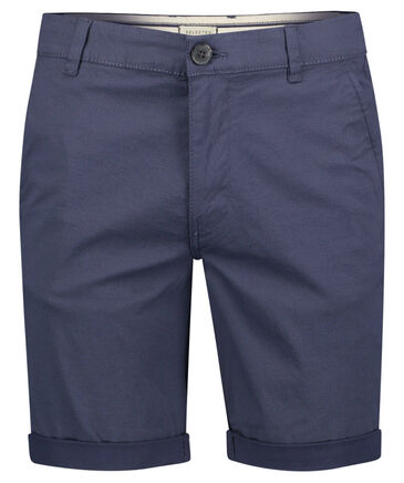 "Selected Homme - Herren Shorts ""SLHStraight Paris AOP"""