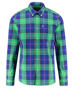 Hemden Freizeithemd Tailored Fit Langarm