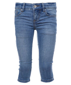 Mädchen Capri-Jeans Slim Fit