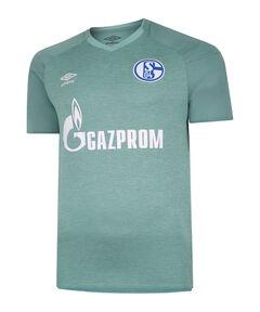 "Herren Fußball Trikot Kurzarm ""Schalke 04"""