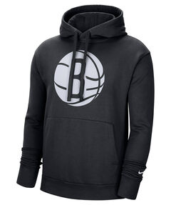 """Herren Basketball Sweatshirt """"Nets Logo"""""""