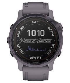 """Smartwatch """"Fenix 6S Pro Solar"""""""
