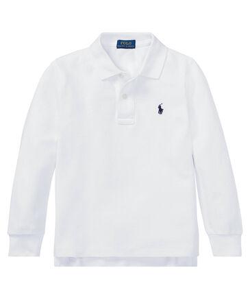 Polo Ralph Lauren Kids - Jungen Poloshirt Langarm
