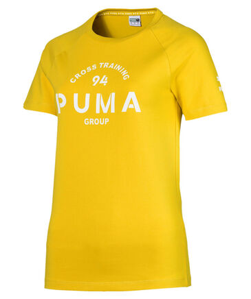 "Puma - Damen T-Shirt ""XTG Graphic Top"" Slim Fit"