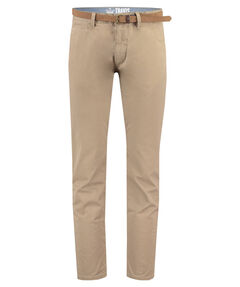 "Herren Chinohose ""Travis"" Regular Fit Slim Leg"