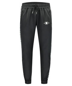 "Herren Trackpants Black ""Tape Logo Track Pants"""
