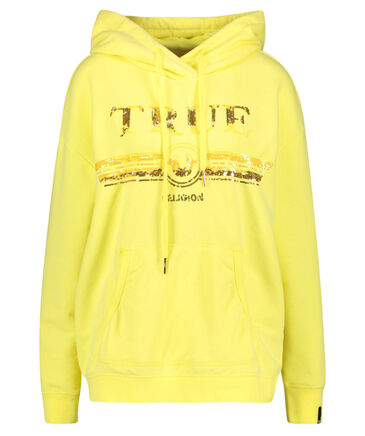 True Religion - Damen Kapuzensweatshirt