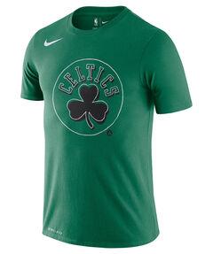 "Herren Basketball-Shirt ""Boston Celtics"" Kurzarm"