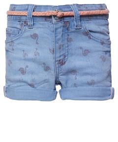 Mädchen Kleinkind Jeansshorts